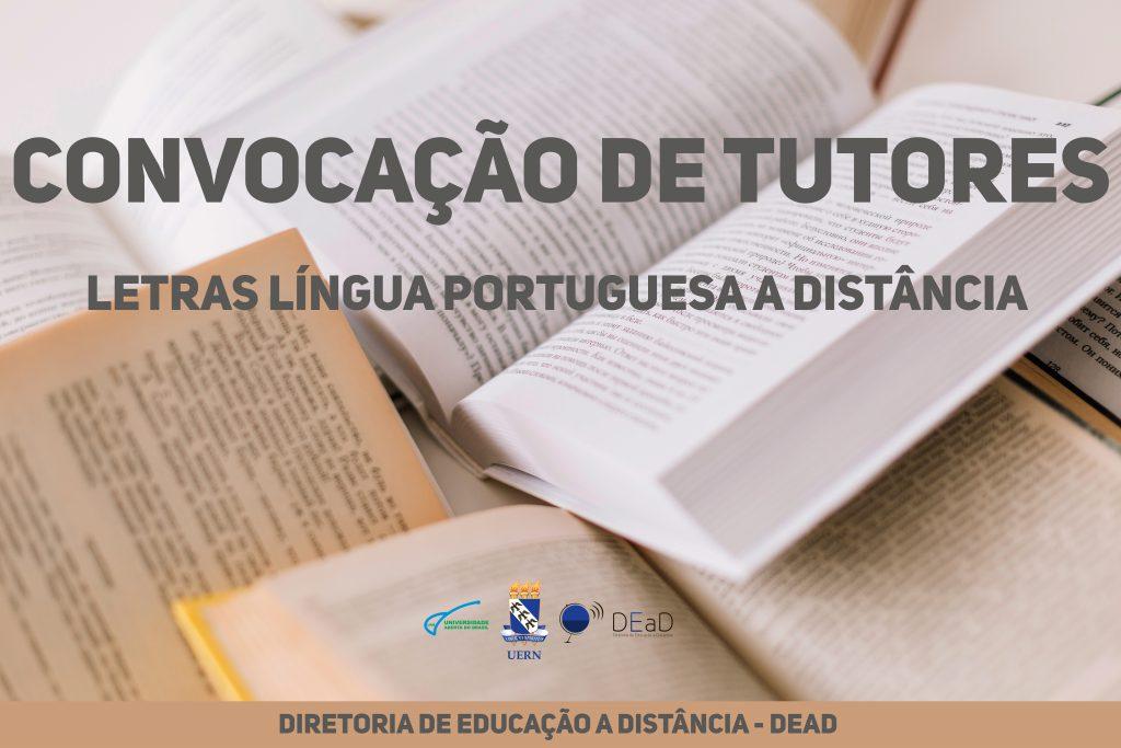 convocação de tutores