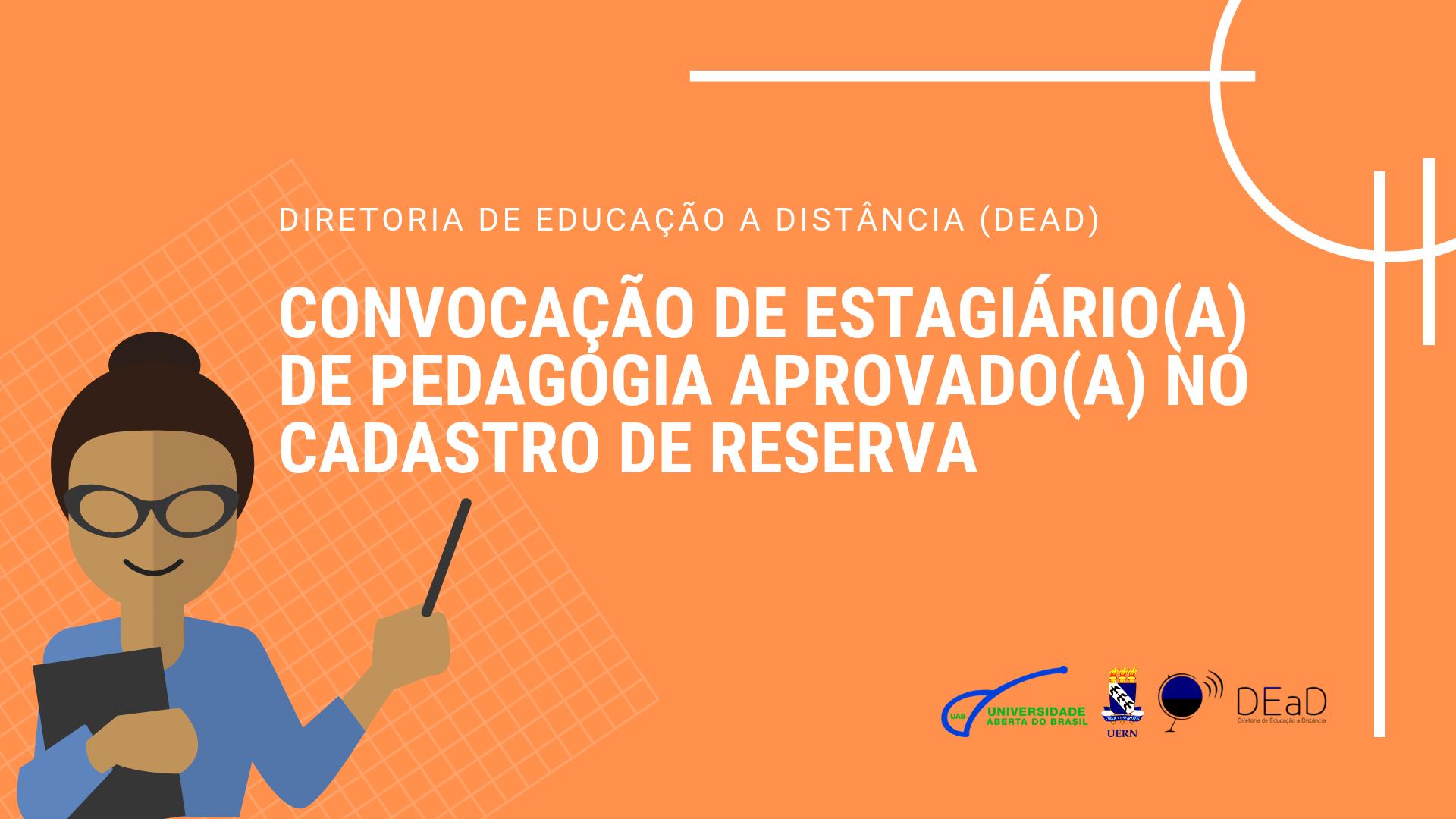 DIRETORIA DE EDUCAÇÃO A DISTÂNCIA (DEad) (1)